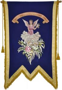 Standar från Templarorden TO Templet 1084 Grängesberg
