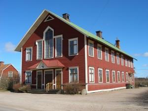 Missionshuset i Gärdsjö, Rättvik.