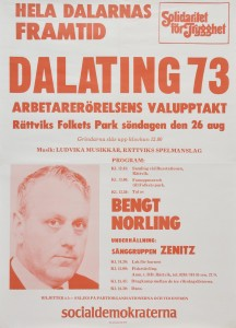 Dalating 73 socialdemokraterna